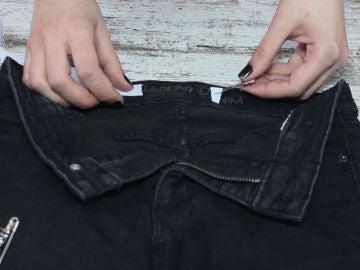 Quitar una talla a tu pantalón