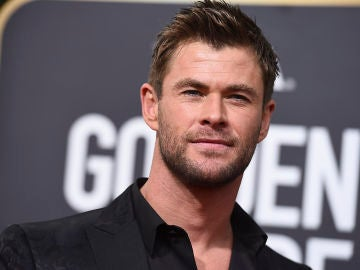 El actor australiano Chris Hemsworth