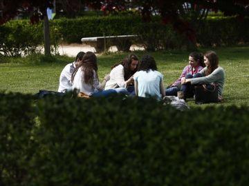 Imagen de archivo de alumnos preuniversitarios