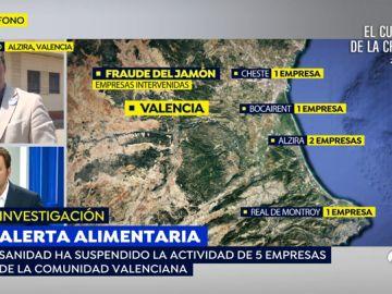 Desmantelan una trama que vendía carne podrida a más de la mitad de cárceles españolas