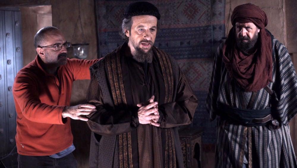 La adaptación de José María Pou y Ramón Madaula para dar vida a personajes judíos