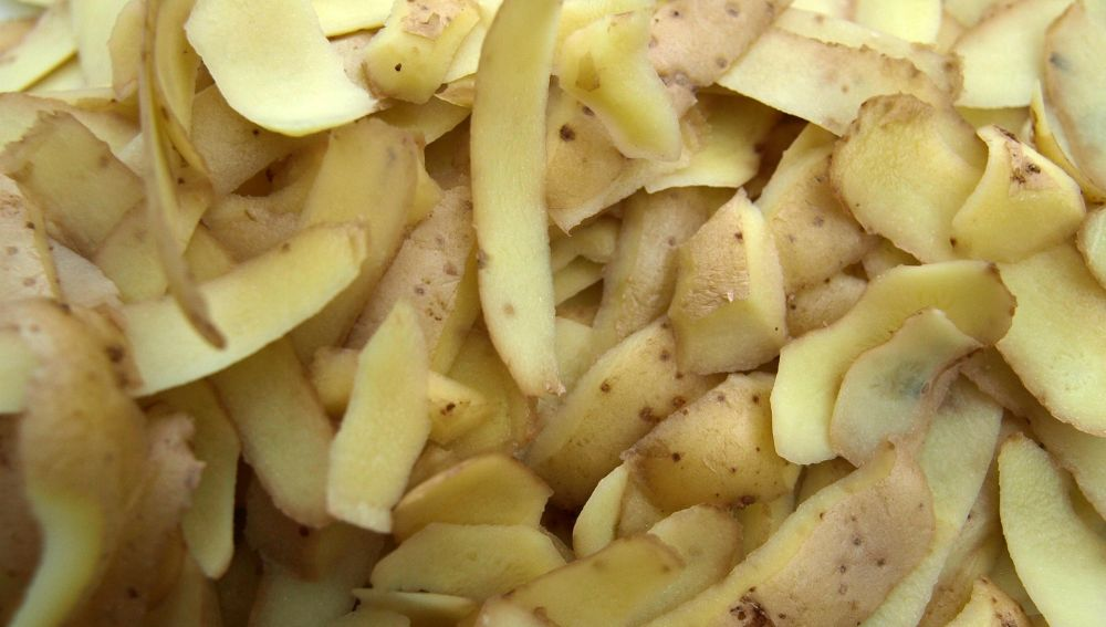 Piel de patata