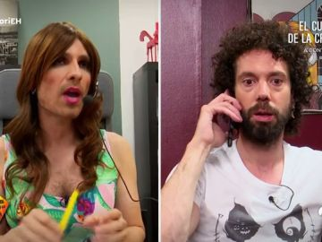"""Juan y Damiana recuerdan """"las mentiras del verano"""" y sorprenden con trucos del teléfono móvil en 'El Hormiguero 3.0'"""