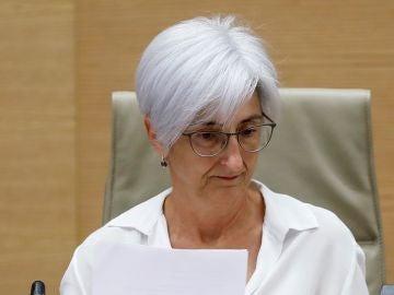 La fiscal general del Estado, María José Segarra