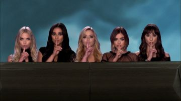 Las protagonistas de 'Pretty Little Liars'