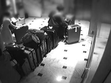 Detenidos tres miembros de un grupo especializado en robos a clientes de hoteles