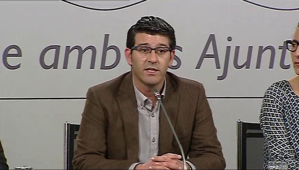Detenido el presidente de la Diputación de Valencia y alcalde de Ontinyent, Jorge Rodríguez (PSPV) y otras dos personas por corrupción