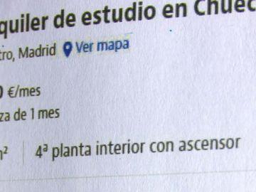Semisótanos sin ventilación y altillos alquilados como habitaciones, la realidad en las grandes ciudades españolas
