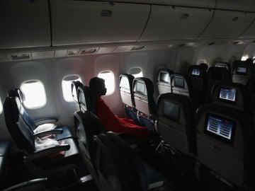 Pasajero avión
