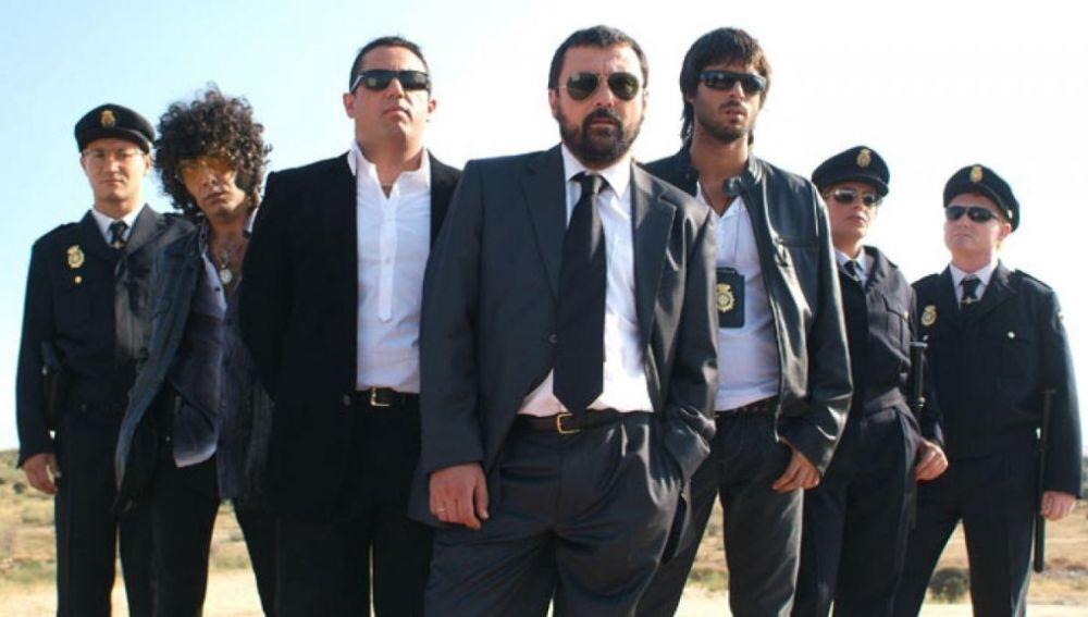 Carlos Santos interpretó a Povedilla en 'Los Hombres de Paco'