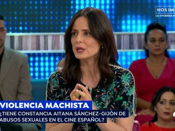 """Aitana Sánchez-Gijón cuenta el intento de acoso que sufrió en una prueba de cine: """"Me fui de allí corriendo"""""""