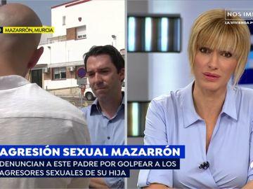 Dos menores abusan de dos niñas en Mazarrón y uno de ellos agrede al padre de una de ellas con un palo