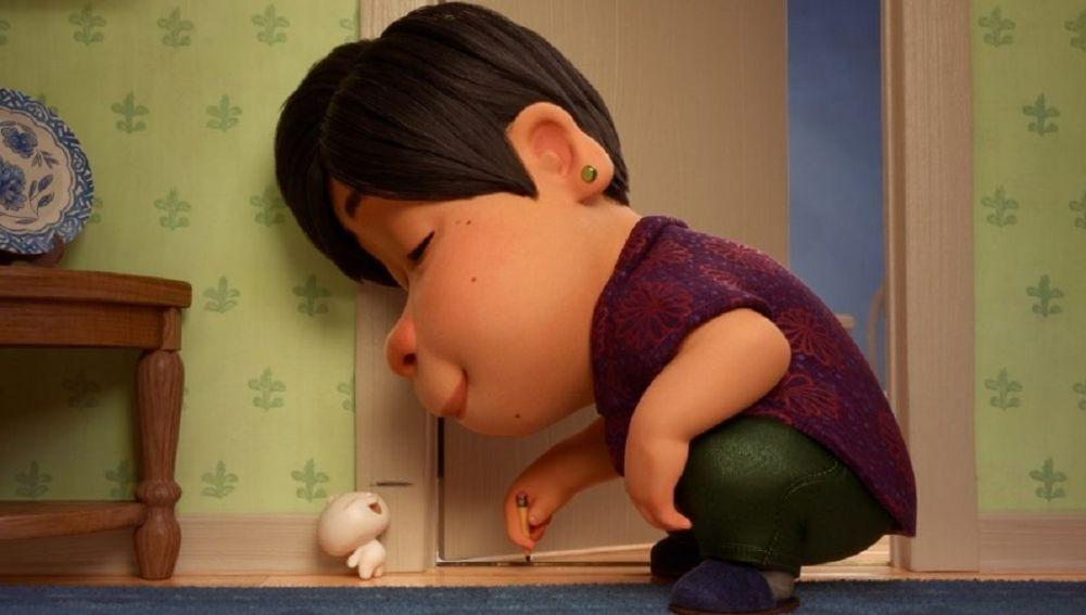 Fotograma de 'Bao', el nuevo corto de Pixar