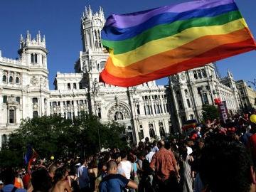 Orgullo LGTBI en Madrid