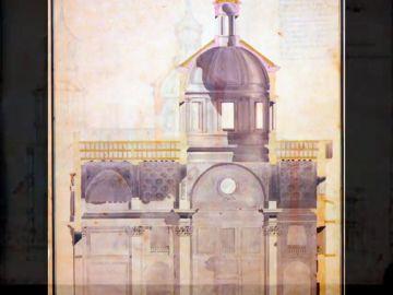 Todos los secretos sobre la Capilla de San Fermín, expuestos en una muestra documental
