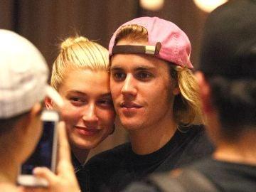 Justin Bieber y Hailey Baldwin se vuelven inseparables