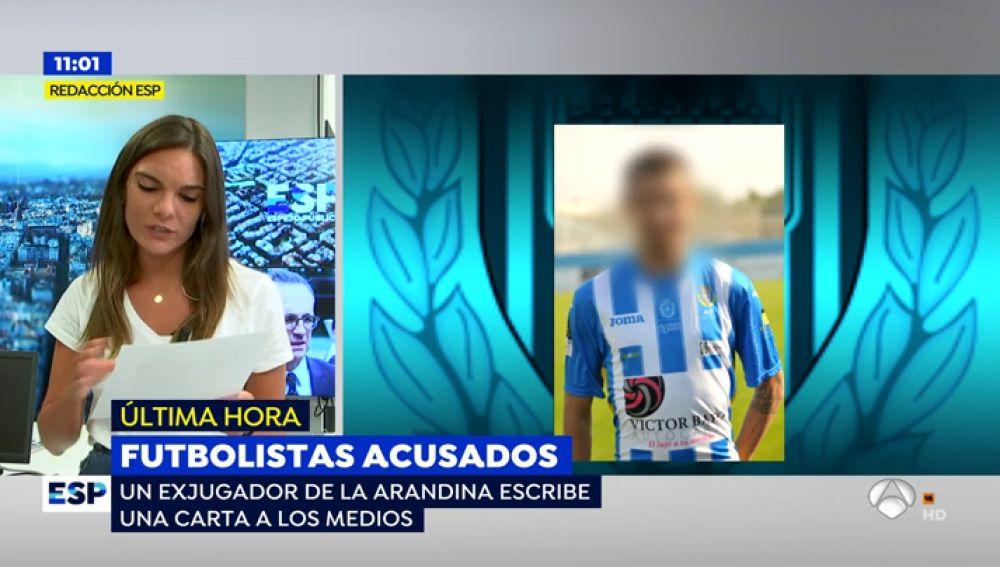 Antena 3 tv espejo p blico un exjugador del arandina for Espejo publico hoy completo