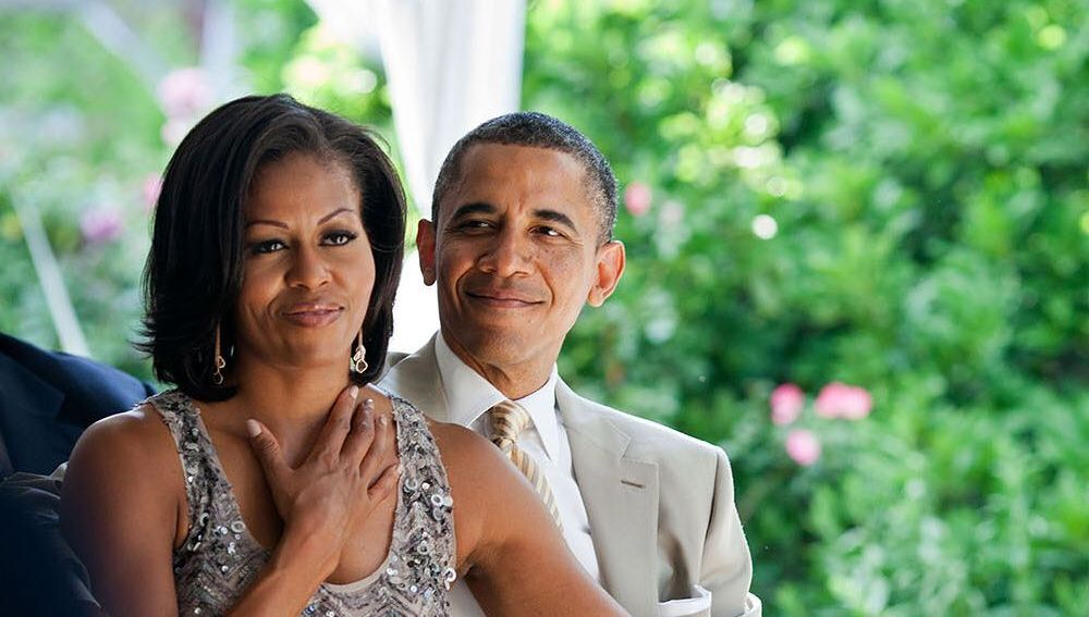 Michelle y Barack Obama se divorcian