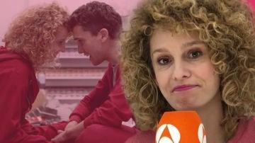 Esther Acebo destapa los posibles finales de Mónica Gaztambide en 'La casa de papel'
