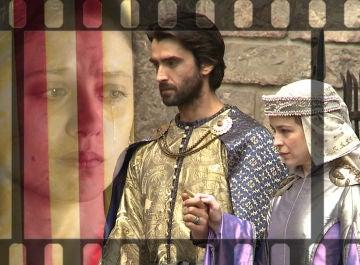 Así se grabó el desalentador 'Sí, quiero' de Arnau y Elionor en 'La Catedral del Mar'