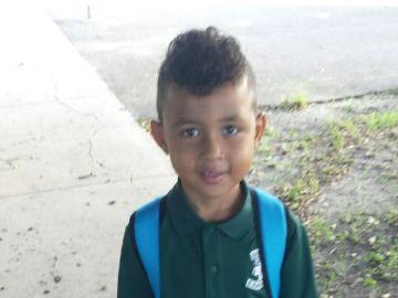 Aaron, el niño de cinco años intimidado por su profesora
