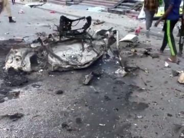 Al menos diez muertos en un atentado de Al Shabab en Somalia