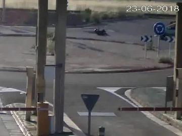 Ciclista arrollado en Mallorca