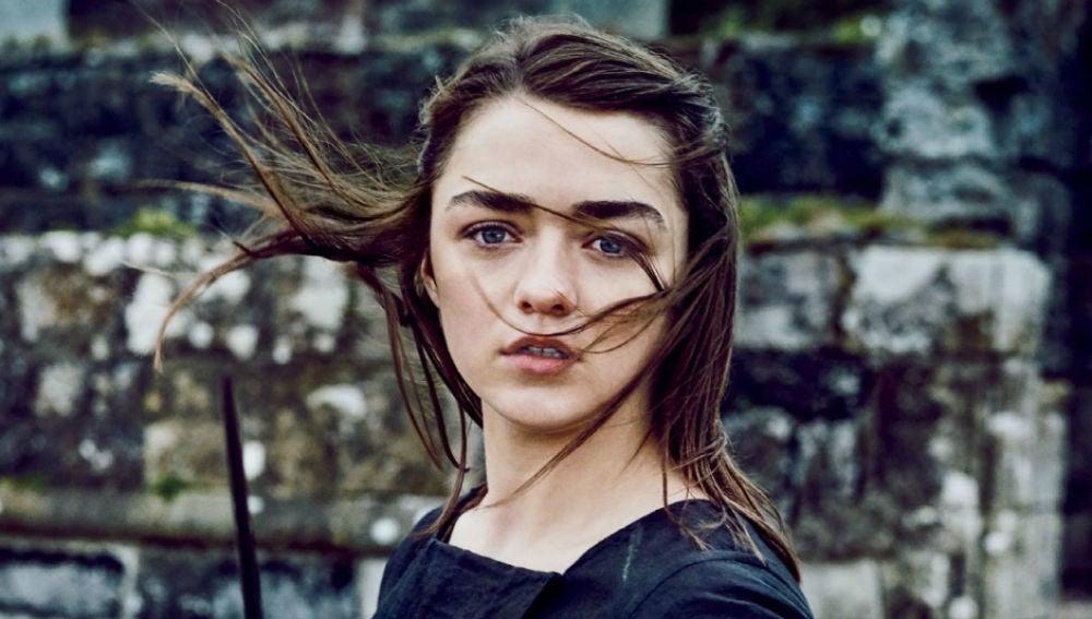 Arya Stark en 'Juego de Tronos'