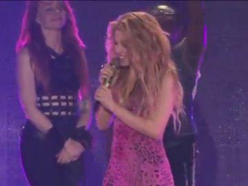 """Shakira conquista el Sant Jordi con """"El Dorado"""""""