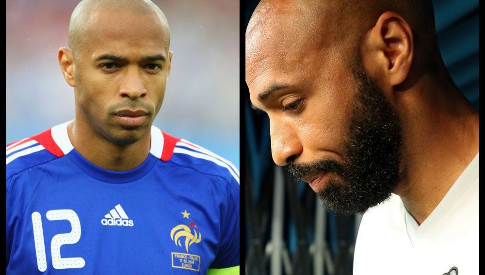 Henry, con Francia y Bélgica