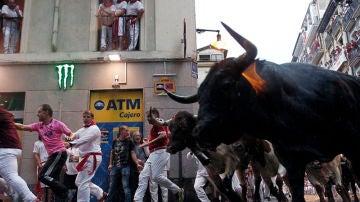 San Fermín - Encierro 08-07-18