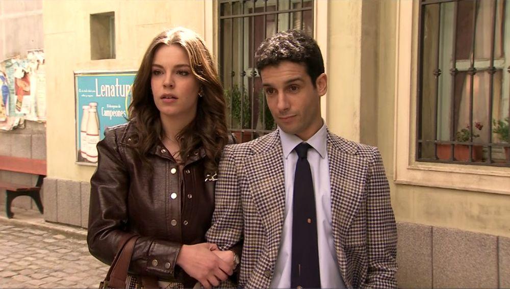 María e Ignacio planean una escapada juntos