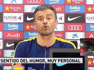 """Las 'perlas' de Luis Enrique en rueda de prensa: """"La única norma que conozco... es Norma Duval"""""""