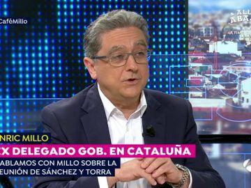 Enric Millo, exdelegado del Gobierno en Cataluña
