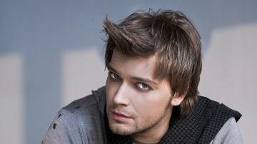 Vlatko Ilievski, representante de Macedonia en Eurovisión