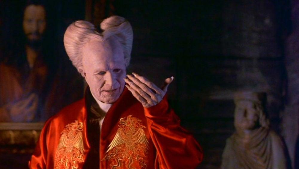 Gary Oldman en 'Drácula' de Bram Stoker