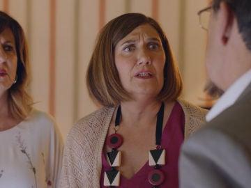 La confesión de Benito deja en shock a Maritxu que vuelve a caerse por las escaleras