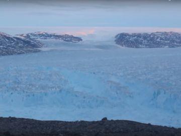 La rotura del glaciar