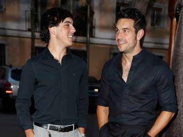 Óscar y Mario Casas