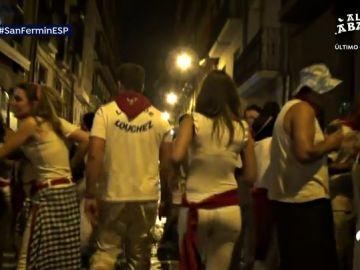 Una reportera de Espejo Público, víctima de tocamientos y comentarios sobre su físico en San Fermín