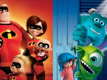 Hay una conexión muy especial entre 'Los Increíbles' y 'Monstruos S.A.'