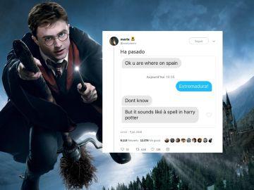 Harry Potter y Extremadura