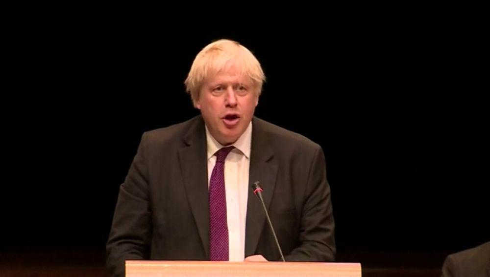 Boris Johnson dimite como ministro de Exteriores británico, segunda renuncia en el Gobierno de May en 24 horas