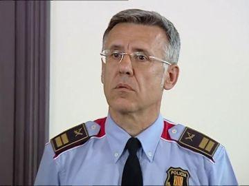El comisario Esquius será el nuevo jefe de los Mossos