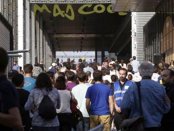 Jornada del festival Mad Cool, en la Caja Mágica de Madrid