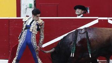 El diestro López Simón