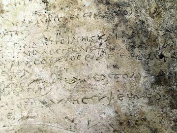 """Sale a la luz en Grecia la inscripción más antigua de """"La Odisea"""", de Homero"""