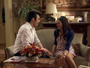 """Arturo sobre su relación con Llanos: """"Creo que me he enamorado por primera vez en mi vida"""""""
