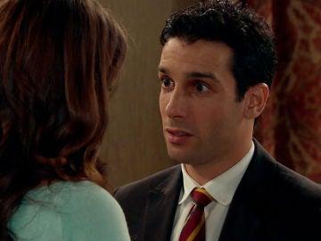 Ignacio da un paso más en su relación con Maria