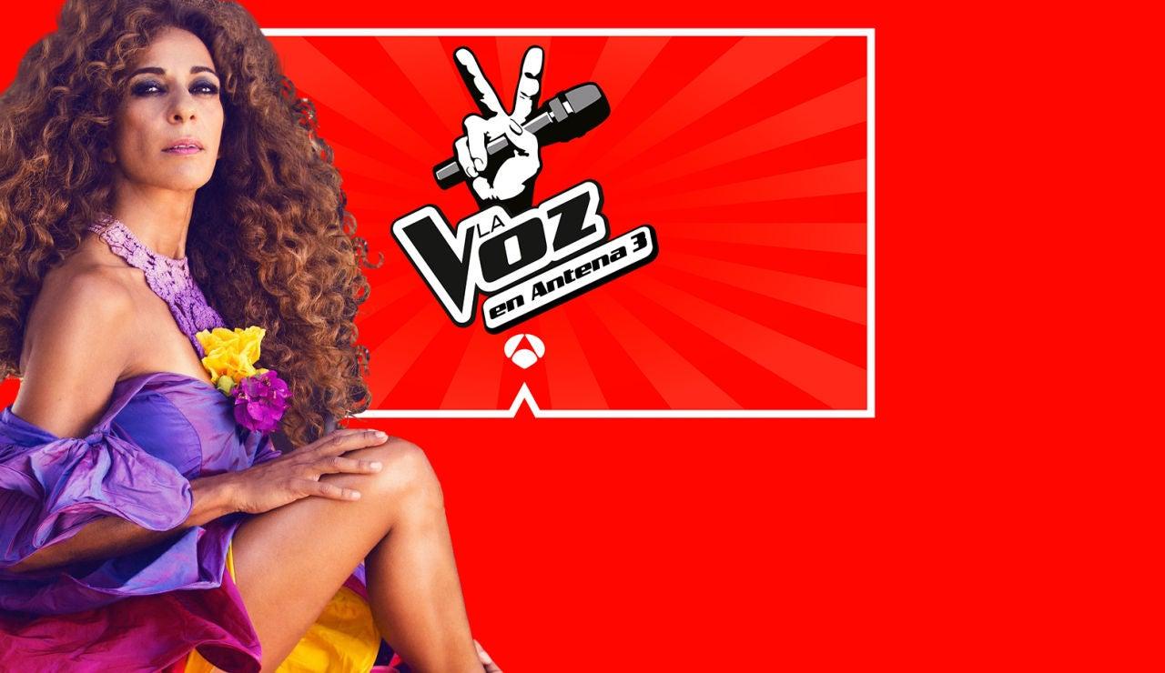 (SUPER) Rosario Flores, confirmada como coach de 'La Voz Kids' en Antena 3